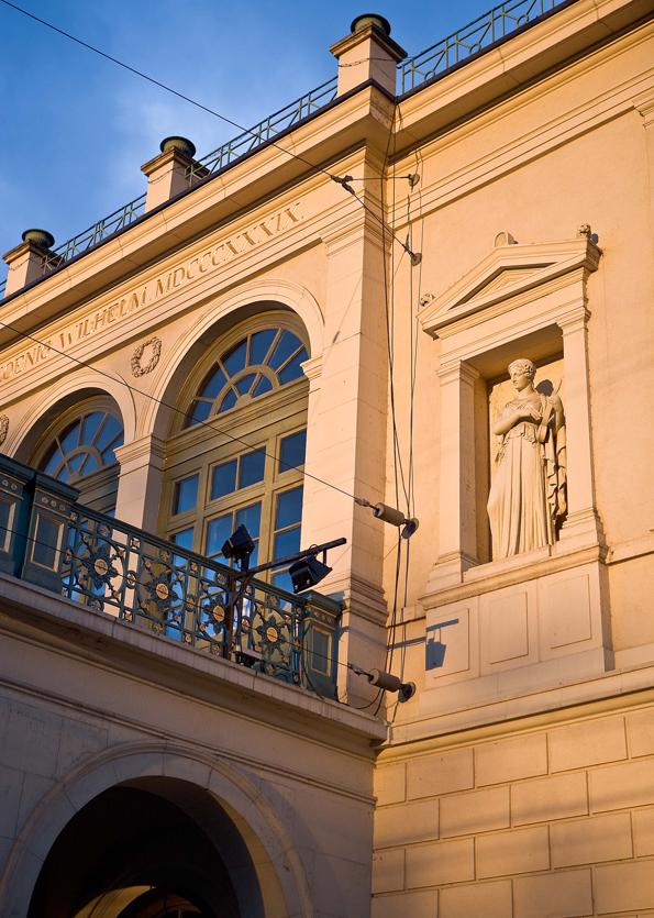 Wilhelma Theater, Stuttgart, 2008