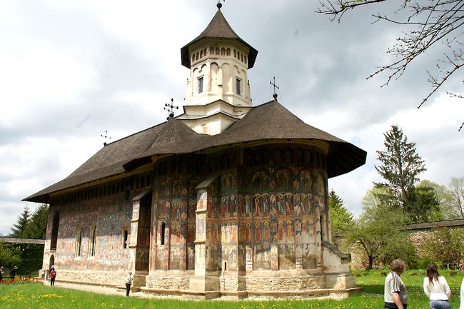 Kirche in Rumänien Bild: C. Schweizer